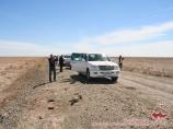 По дороге к Аральскому морю. Узбекистан