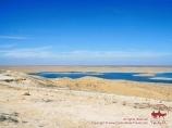 Lago Sudochye. Meseta Ustyurt. Uzbekistan