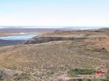 Озеро Судочье. Плато Устюрт, Узбекистан