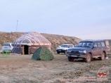 Campo de Yurt