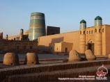 Ичан-Кала (XV в.). Хива, Узбекистан