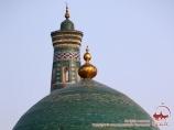 El conjunto arquitectónico de Pahlavan Mahmud. Jiva, Uzbekistán