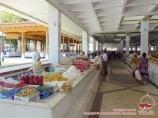 Mercado Siab en Samarcanda