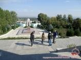 Комплекс Захириддина Бабура. Андижан, Узбекистан