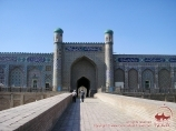 Дворец Худояр-Хана (XIX в.). Коканд, Узбекистан