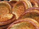 Узбекские лепешки. Узбекская национальная кухня