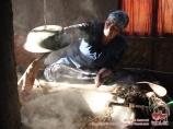 Шелкоткацкая фабрика «Едгорлик». Узбекистан, Маргилан
