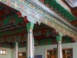 Chakar And Toron-Bazaar Mosques. Margilan, Uzbekistan