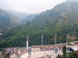 Sports complex Medeo. Almaty, Kazakhstan