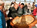 Monument Bayterek. Nur-Sultan, Kazakhstan