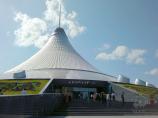 Khan Shatyr. Nur-Sultan, Kazakhstan