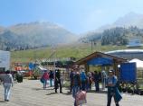 Сhimbulak resort