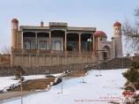 Mosquée Khazret-Khyzr (VIIIe s.). Samarcande, Ouzbékistan