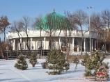 Museo Estatal de Historia de Timuridas. Tashkent, Uzbekistán