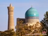 Ансамбль Пои-Калян, Бухара, Узбекистан