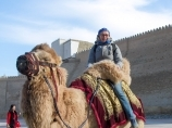 Стены крепости Ичан-Кала. Хива, Узбекистан