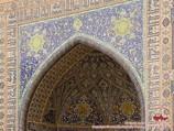 Входной портал. Медресе Тилля-Кари (XVII в). Узбекистан, Самарканд
