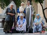 Узбекские женщины. Узбечки