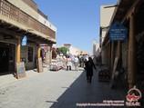 Выход из торговых куполов. Бухара, Узбекистан