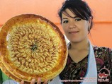 Кокандские лепешки. Коканд, Узбекистан