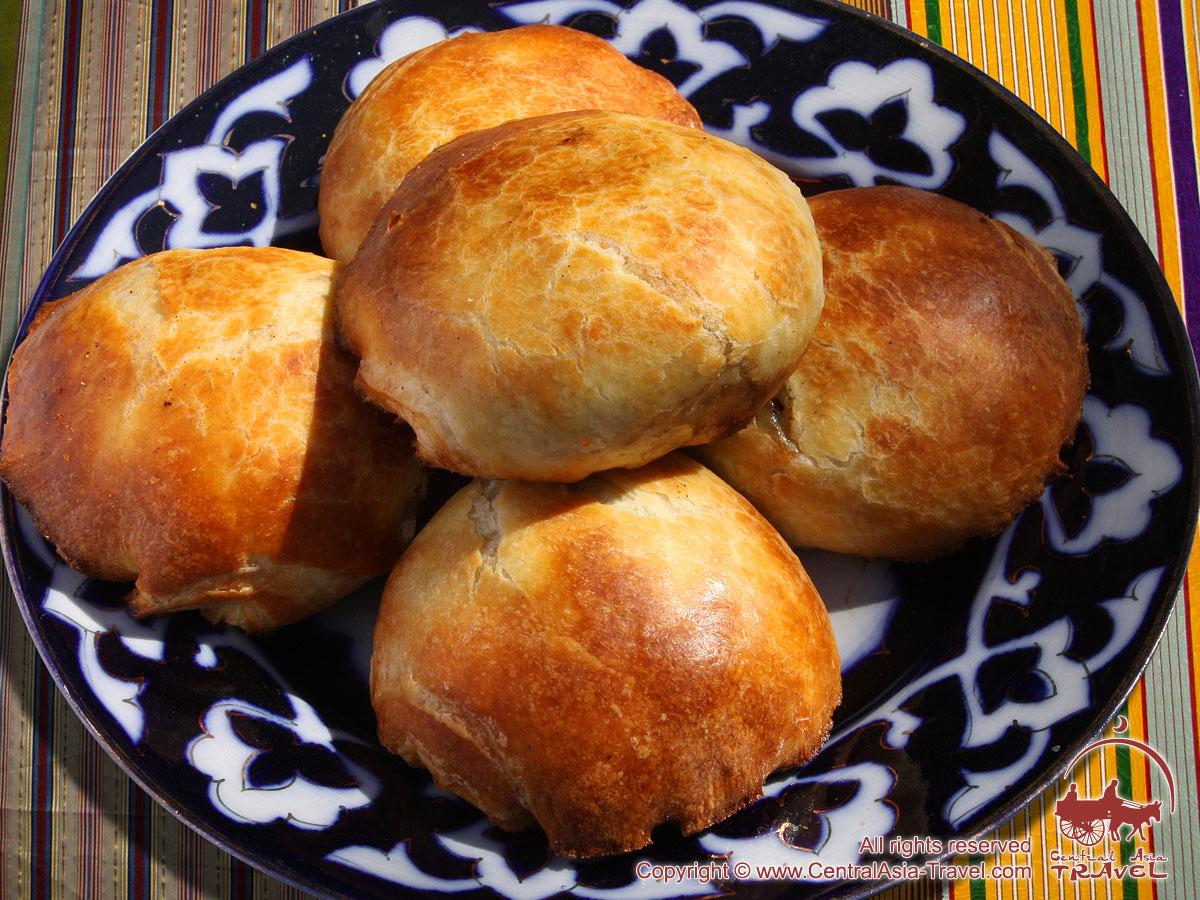 Рецепт самсы тандырной в духовке