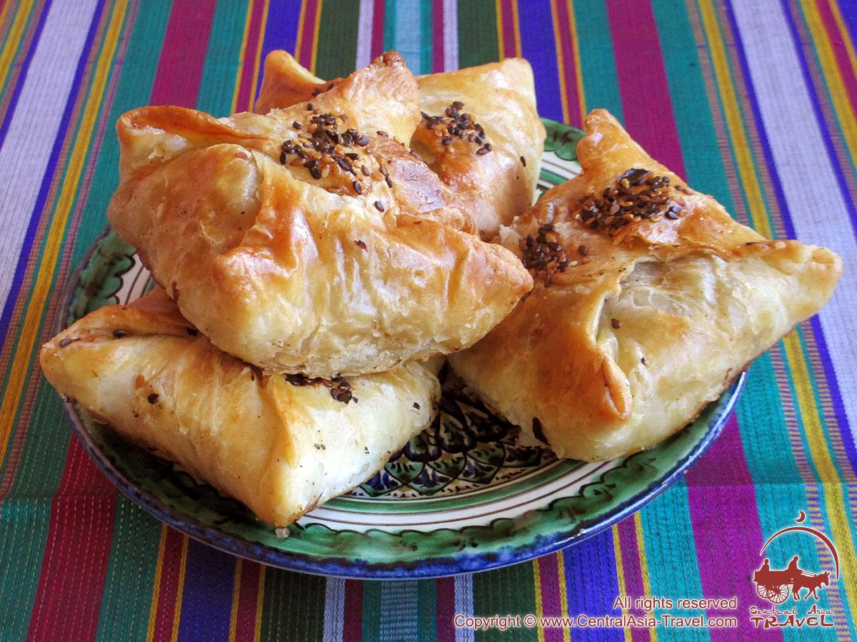 Рецепт самсы по-узбекски пошагово