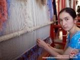 Ковровая фабрика «Худжум». Узбекистан, Самарканд