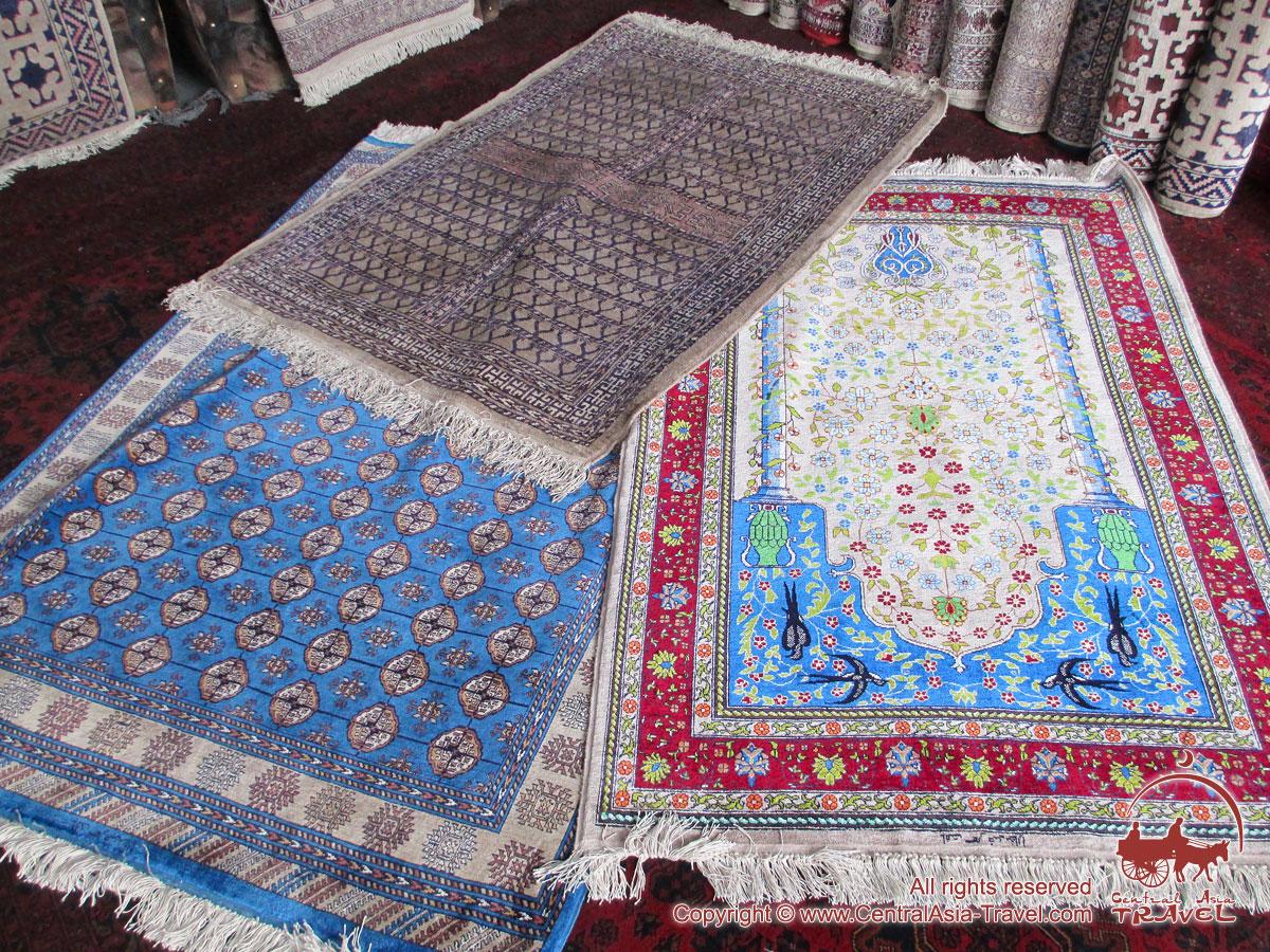 F brica de producci n de alfombras en samarcanda las alfombras de labor a mano - Fabricantes de alfombras ...