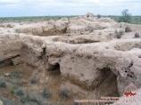 Крепость Кой-Крылган-Кала. Хорезм, Узбекистан