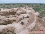 Forteresse Qo'y Qirilgan Qala. Khorezm, Ouzbékistan