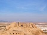 Городище Топрак-Кала. Хорезм, Узбекистан