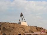 Mizdakhan Necropolis. Khorezm, Uzbekistan