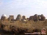 Necrópolis de Mizdakhan. Khorezm, Uzbekistán