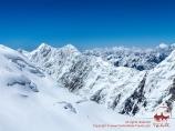 Lenin peak, Pamir, Kyrgyzstan