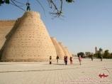 Fortaleza Ark. Bujará, Uzbekistán