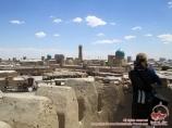 Панорама Бухары. Узбекистан