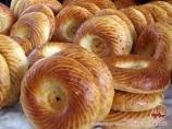 Лепешка. Узбекский хлеб