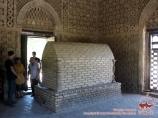 Mausoleo de Samanidas (s.IX). Bujará, Uzbekistán