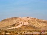 Vestiges d'Ayaz-Qala. Khorezm, Ouzbékistan