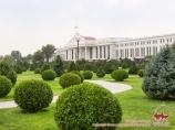 Independence Square. Tashkent, Uzbekistan