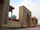 Ensemble architectural Hazrate Imam