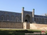 Palais Khudoyar Khan. Kokand, Ouzbékistan