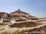 Toprak Kala. Khorezm, Uzbekistan