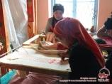 Fabrique de soie «Yodgorlik». Marghilan, Ouzbékistan