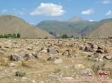 Курортный город Чолпон-Ата. Иссык-Куль, Кыргызстан