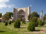 Bibi-Khanum-Moschee. Samarkand, Usbekistan