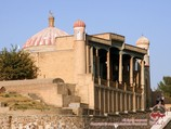 Мечеть Хазрат Хызр (Хазрет-Хызр). Самарканд, Узбекистан