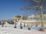 Мечеть Хазрат Хызр (Хазрет-Хызр VIII в.). Самарканд, Узбекистан