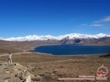 Lac Yachilkoul. Région de Mourgab, Tadjikistan