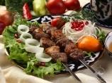 Uzbek shashlik
